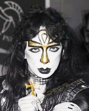 Vinnie Vincent Photo KISS 8x10 in '83 Creatures RIO Ltd Edition Custom Design L2