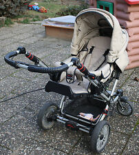 HARTAN Topline S Kinderwagen und Buggy, Handbremse, Wechselbügel etc.