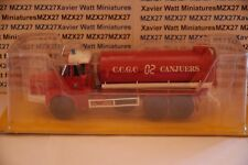 CAMION POMPIERI HACHETTE RENAULT VI GBH 280 6X6 1984 1/43 IXO CP18