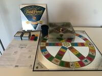 Trivial Pursuit Silver Millennium Edition Family Puzzle Game | 100% Complete ✅