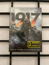 1917 [New Dvd] 2020 War Drama Movie Brand New Sealed Region 1