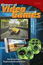 History of Video Games TIME FOR KIDS Nonfiction Readers
