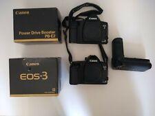 Canon EOS 3 & Battery Grip