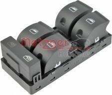 Schalter, Fensterheber für Komfortsysteme METZGER 0916374