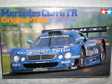 "Tamiya 1/24 Mercedes CLK-GTR Ltd Product - ""Original Teile"" Model Car Kit #24214"