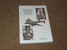 THE HOME FRONT World War Two 1939 - 1945 Boston Lincolnshire