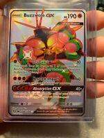 Pokemon  - Hidden Fates - Buzzwole GX - SV68/SV94 - Shiny Ultra Rare - NM/M