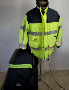 Gerber - Emergency Medical Response Parka Jacket & Pants 11SL, Sz. M&L,  (Inv.3)
