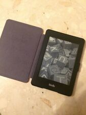 Funda Magnetica Kindle Paperwhite 1 2 3 Naranja 🍊 ebook reader libro digital