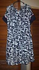 Target Geometric Plus Size Dresses for Women