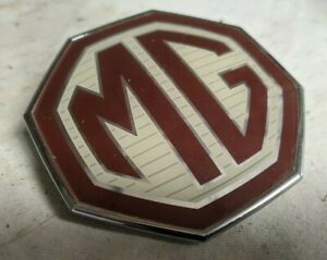 MG Genuine Badge 88mm MG3SW fits ZS ZR TF
