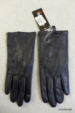 NWT 3M THINSULATE Insulation Black 100% Sheep Leather Gloves Size S/M