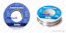 100g Reel Electrical Solder Soldering Wire Electronic 60/40 Tin Lead Flux DIY ✔