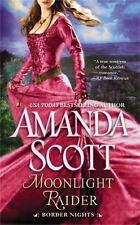NEW - Moonlight Raider (Border Nights) by Scott, Amanda