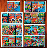 Lot of 23 Kamandi #18-59 FN to VF Lots of Jack Kirby Art! Bronze DC See Listing!