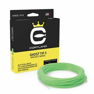 Cortland Ghost Tip 3 Fly Line