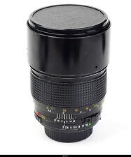 Lens  Minolta MD 2/135mm