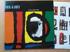NICK KAMEN LP: MOVE UNTIL WE FLY (UK EUROPE;WEA WX338)