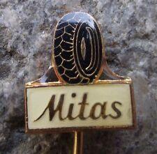 Michelin Mitas MX Motocross & Motorbike Racing Tyres Advertising Pin Badge