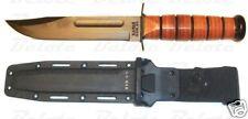 Ka-Bar KaBar Full-Size US Army Plain w/ Plastic Sheath 5020