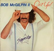 BOB MCGILPIN II get up FLY 3104 usa butterfly 1979 LP PS EX/EX
