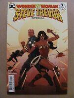 Wonder Woman Steve Trevor Special #1 DC Comics 2017 One Shot 9.6 Near Mint+