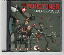 (HJ247) The Parlotones, Overexposed - 2009 DJ CD