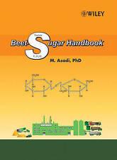 Beet-Sugar Handbook, Good, Asadi, Mosen, Book