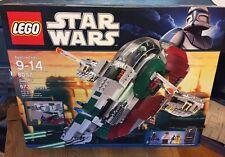 NEW LEGO 8097 Star Wars Slave I Sealed - Boba Fett Han Solo BossK