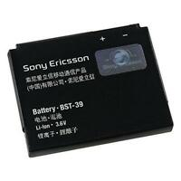 OEM New Sony ERICSSON BST-39 Battery for W910i TM717 W380 W518a Z555 920/900mAh
