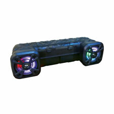 """POWER ACOUSTIK 400W 6.5"""" Bluetooth ATVPowersports Amplified Sound System 