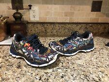 Asics Gel Nimbus 17 NYC New York Marathon Freedom Running Shoes Graffiti 9