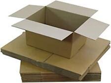 SINGLE WALL CARDBOARD MAILING SHIPPING BOXES SINGLE WALL 9x6x6 23X15X15CM