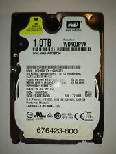 """WD 1TB 1000GB WD10JPVX 5400RPM SATA 3Gb/s 2.5"""" laptop HDD Hard Disk Drive"""