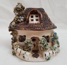 ❀ڿڰۣ❀ STUDIO POTTERY Magical Fairy WOODLAND COUNTRY COTTAGE Ornament ❀ڿڰۣ❀ SALE
