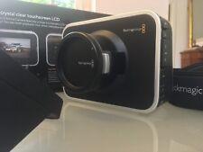 BlackMagic Cinema Camera  EF 2.5K Raw