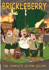 Brickleberry: Season 2 (2 Discs 2013) - Daniel Tosh, Kaitlin Olson, Roger Black