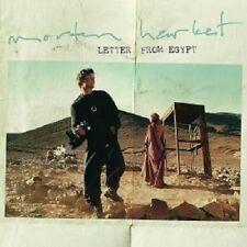 """MORTON HARKET """"LETTER FROM EGYPT"""" CD NEUWARE"""