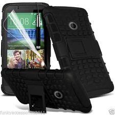 Étuis, housses et coques noires simples pour téléphone mobile et assistant personnel (PDA) HTC