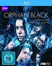 ORPHAN BLACK-STAFFEL 3 2 BLU-RAY NEU