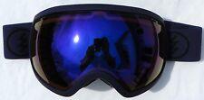 NEW $160 Electric EG2 Mens Winter Snow Ski Purple Goggles Spy Blue Chrome Lens