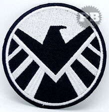 #245 S.H.I.E.L.D. (IRON-MAN) Marvel SHIELD AGENT Movie Iron-On Embroidered Patch