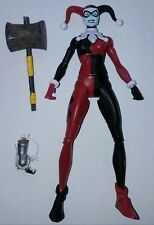 "DC Universe Classics Wave 2 HARLEY QUINN Loose 6"" Action Figure Mattel 2009"