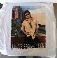 "NOS Vintage Bruce Springsteen ""Lucky Town"" Tour T-Shirt"