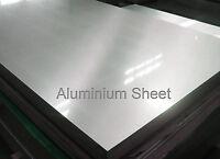 3mm Aluminium 5083 Sheet Plate blanks profiles ANY SIZE CUSTOM CUT Free shipping