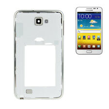FRAME CORNICE LATERALE TELAIO CENTRALE BIANCO PER SAMSUNG N7000 GALAXY NOTE