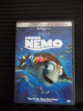 Finding Nemo (DVD, 2003, 2-Disc Set) Like New
