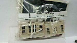 """LIFE-LIKE H-O THE BELVEDERE DOWNTOWN HOTEL"""" PLASTIC MODEL KIT #1339  NO  BOXED"""