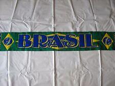 d2 sciarpa BRASILE football federation association scarf schal bufanda brasil