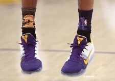 """AU Stock !!  New Stance Kobe Bryant """"THE FINAL STANCE"""" 1996-2016 Lakers Sz Large"""